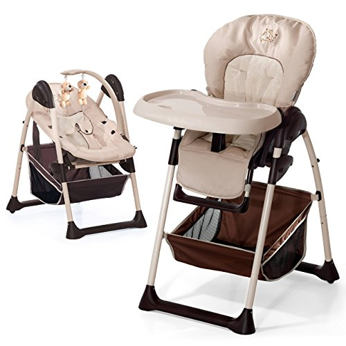 hauck 665107 sit 39 n relax zoo babyliege und hochstuhl ab. Black Bedroom Furniture Sets. Home Design Ideas