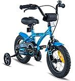 PROMETHEUS Kinderfahrrad 12 Zoll mit Alu-Komponenten und verstellbaren Lenker