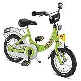 Puky Kid ZL 12-1 Alu Fahrrad für Jungen und Mädchen mit Aluminium Rahmen und Kugellagerung