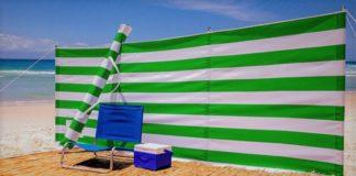 windschutz strand