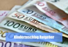 Kindergeldzuschlag