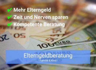 Geld sparen mit der Elterngeldberatung